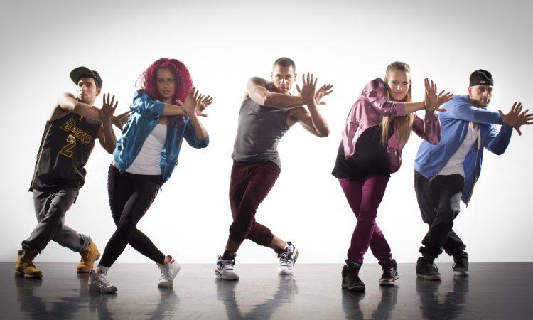 Уроки хип-хоп танцев