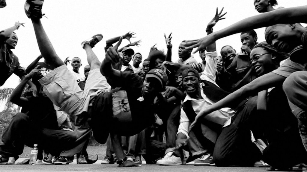Основатели хип-хоп движения